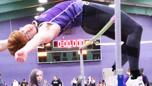 Rochelle teams close out indoor season at Sterling Quad