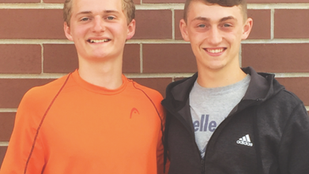 Drendel brothers giving Hubs track team the complete package