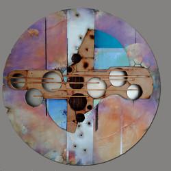 """CHRYSALIS  36"""" diameter"""