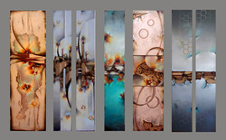 """From """"Totems"""" series  various sizes"""