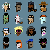 United Talent Agency Signs CryptoPunks