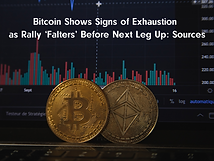 Bitcoin Shows Signs of Exhaustion as Rally 'Falters' Before Next Leg Up: Sources