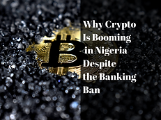 Thriving Under Pressure: Why Crypto Is Booming in Nigeria Despite the Banking Ban