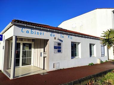 Cabinet de la Vie Saint Gilles Croix de Vie