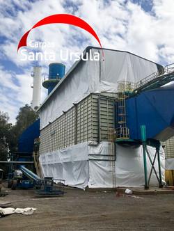 Cierre Industrial planta Santiago