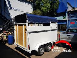 Carpa PVC impermeable carro