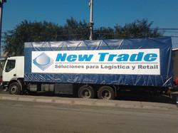 Cortinas Impresas para Transporte