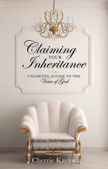 """Claiming Your Inheritance: Unlimited Access to the Voice of God""  Heidi Baker.."