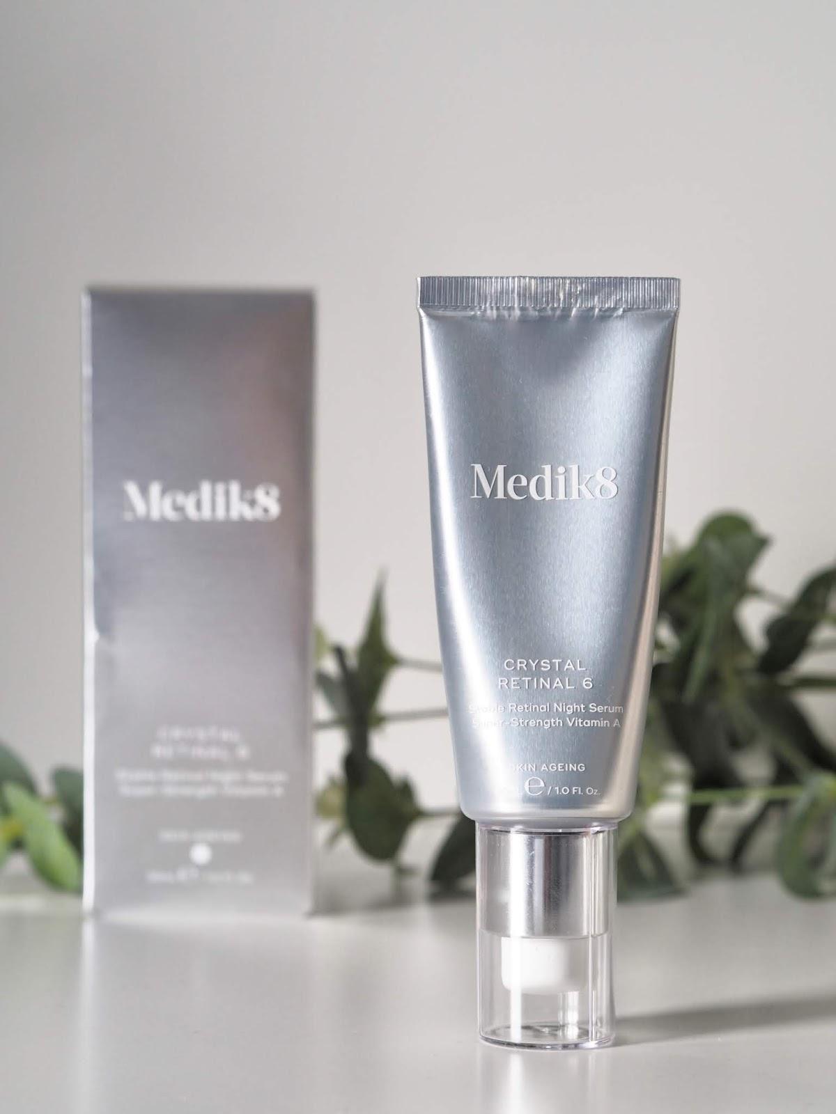 Medik8.crystal.retinal.review