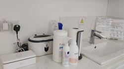 Disinfection-equipment