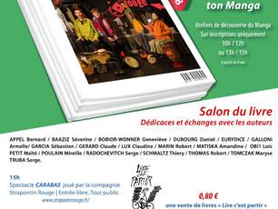 Plaisir de lire à Auboué