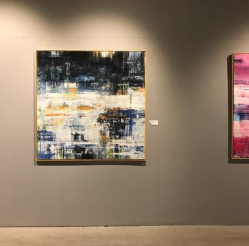 A solo exhibition in Bangkok, Thailand