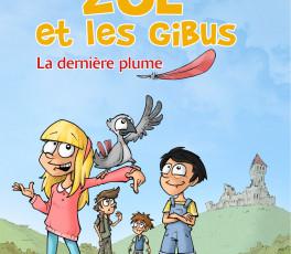 Zoé et les Gibus à l'école Albert Lebrun à Tucquegnieux.
