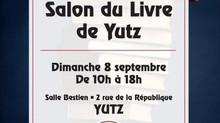 Salon du livre de Yutz