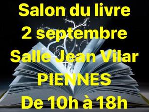 Salon du livre à Piennes