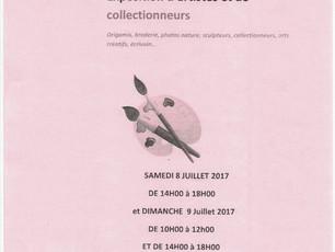 Exposition d'artistes et de collectionneurs à Moutiers/54