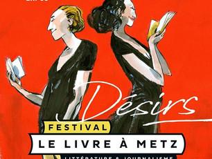 Festival Le livre à Metz 2019