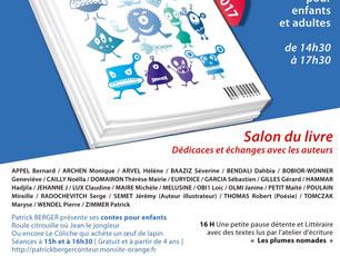 Au plaisir de lire à Auboué, samedi 14-10