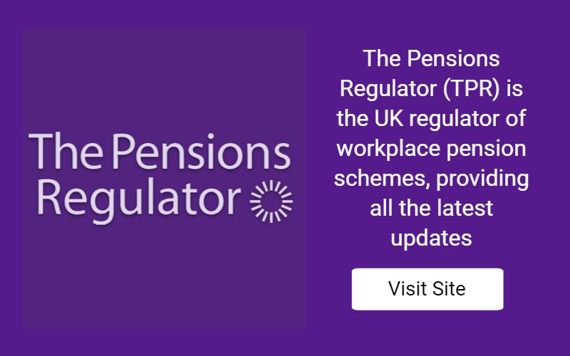 The pension regulator
