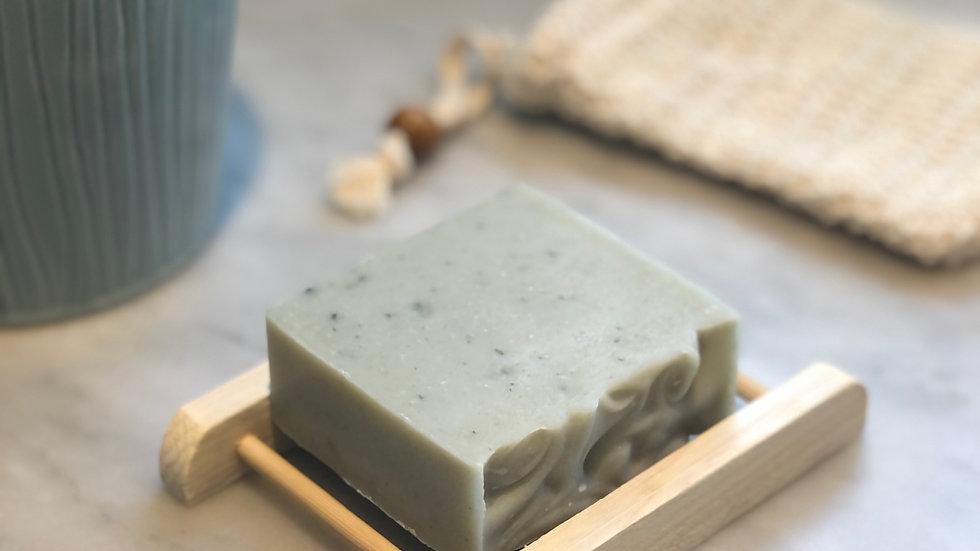 Natural Bamboo Soap Ladder