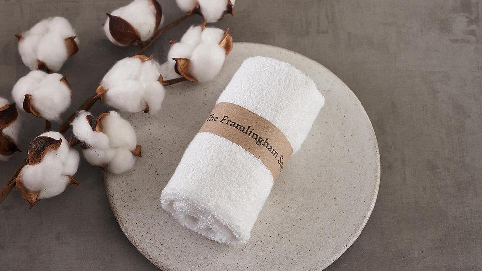 Bamboo & Cotton Face Cloth