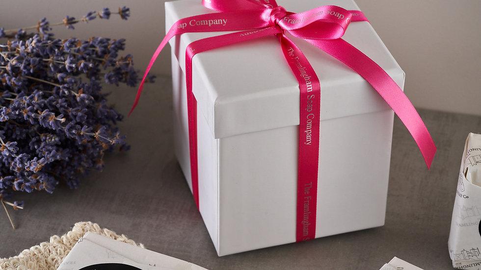 Classic soaps gift box