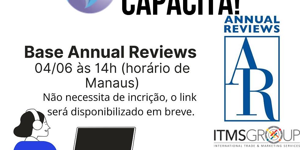 Treinamento da Annual Reviews