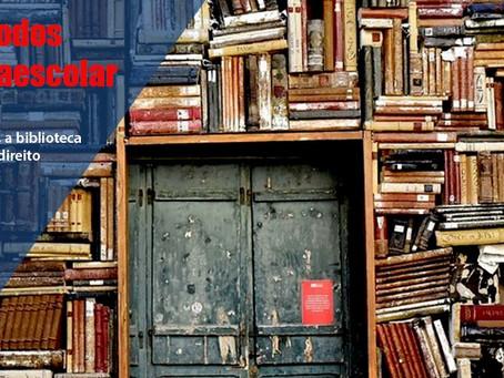 #SOMOSTODOSBIBLIOTECAESCOLAR: as Políticas Públicas e as Bibliotecas Escolares