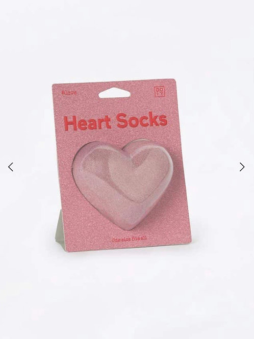 Chaussettes heart coeur