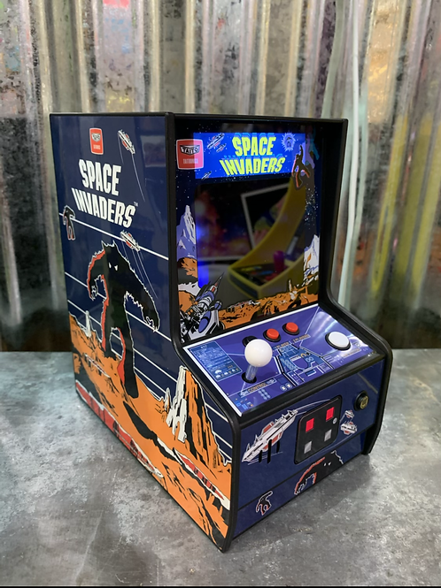Console de jeu arcade Space Invaders