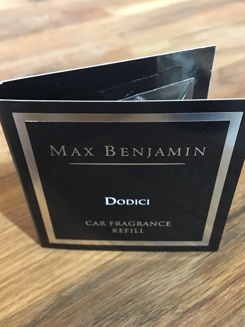 Recharge  Car fragrance Max Benjamin