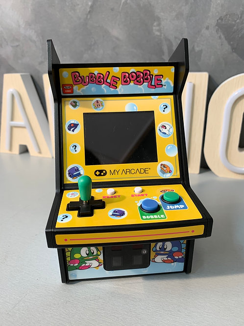 Console arcade BUBBLE BOBBLE