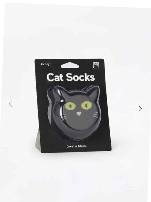 Chaussettes cat