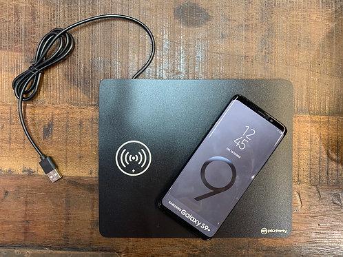 Tapis de souris chargeur téléphone à induction
