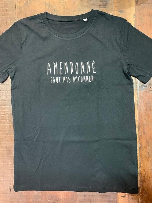 T-shirt homme AMENDONNE