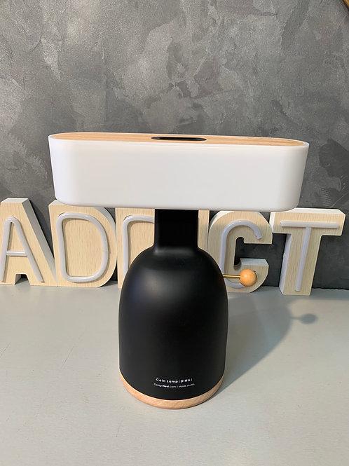 Lampe tirelire design