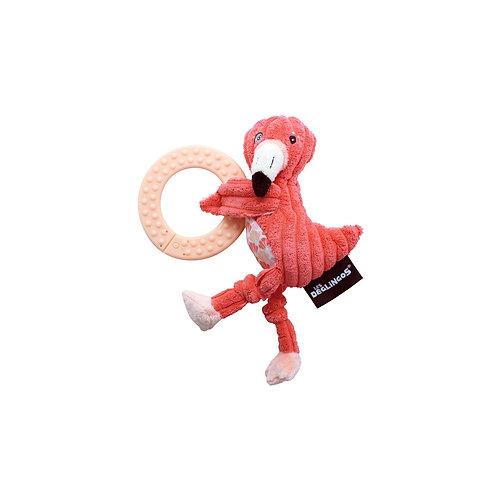 Flamingos le flamant à mâchouiller