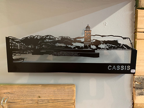 Skyline de Cassis 40cm