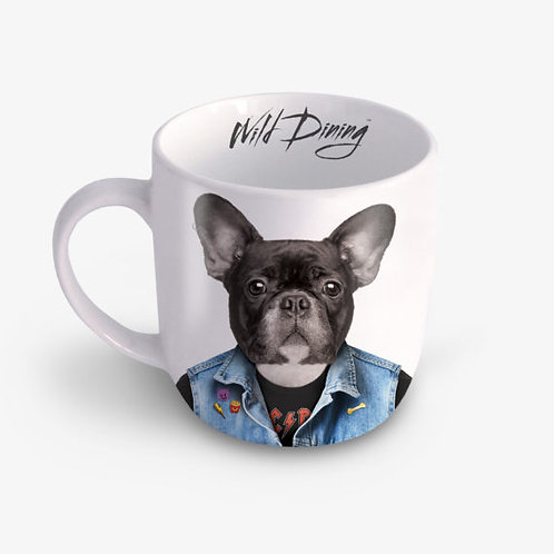 Mug wild dining Dylan chien Just Mustard