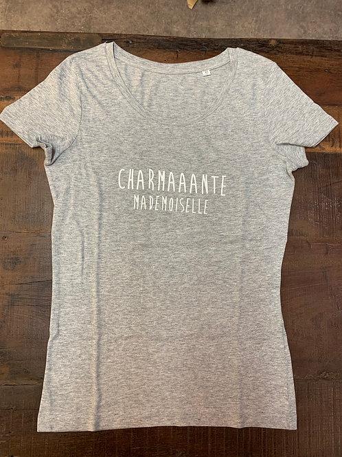 T-shirt femme charmaaante