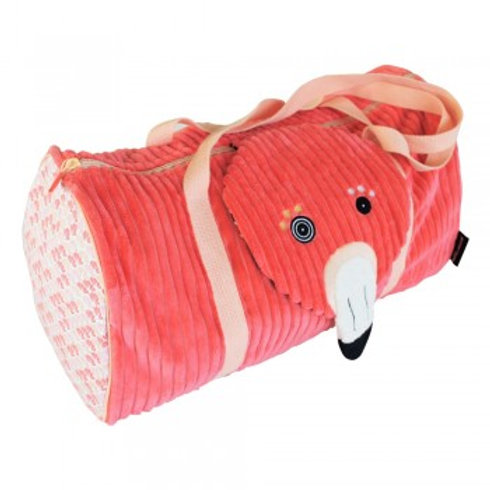 Sac week-end Flamingos le flamant rose