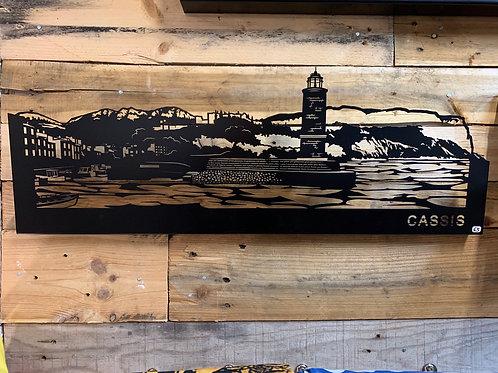 Skyline de Cassis 68 cm