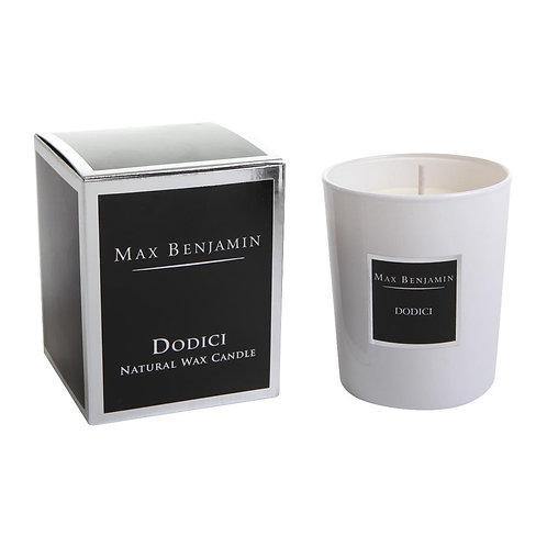 Bougie parfumée Dodici Max Benjamin