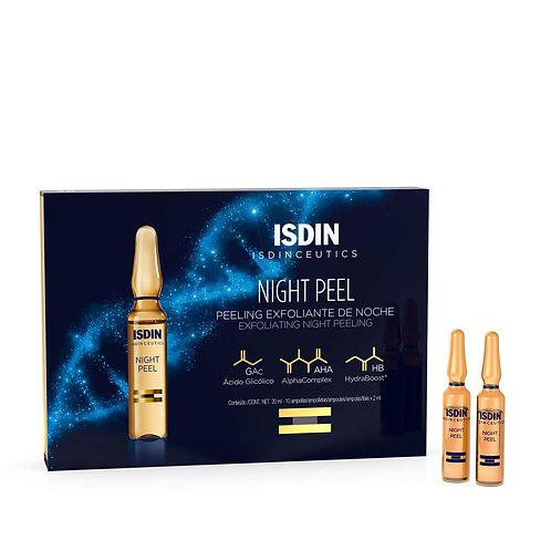 Isdinceutics Night Peel (10 ampoules)