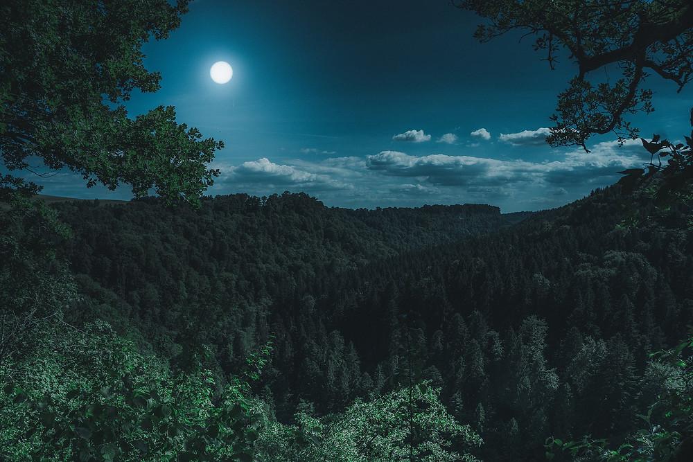 moon, earth, sustainability