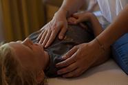 Cranio-Sacraler Energieausgleich bei Kind