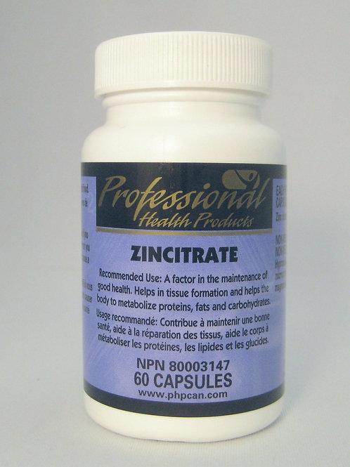 Zincitrate (60 Caps)