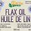 Thumbnail: Flax Oil - 500ml