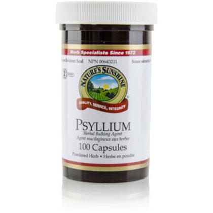Psyllium (100 Capsules)