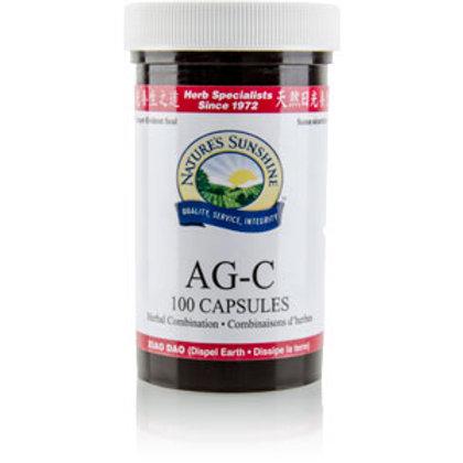 AG-C (100 Capsules)